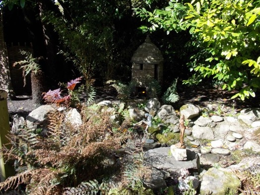 Belvedere enchanted garden two